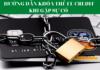 Hướng dẫn khóa thẻ FE Credit ngay khi gặp sự cố