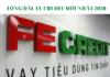 Hotline tổng đài FE Credit mới nhất 2020