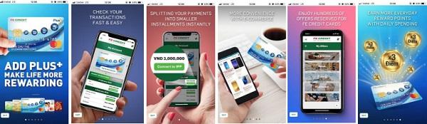 6 tiện ích cơ bản của ứng dụng vay tiền FE Credit