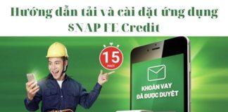 Hướng dẫn tải, cài đặt và đăng nhập ứng dụng FE Credit chi tiết nhất