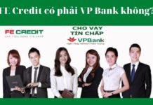 FE Credit có phải của VP Bank không và lời giải đáp chi tiết