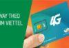 Hướng dẫn vay tiền tín chấp qua sim Viettel FE Credit năm 2021