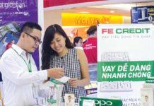 Vay tín chấp FE Credit trực tiếp tại chi nhánh/phòng giao dịch.