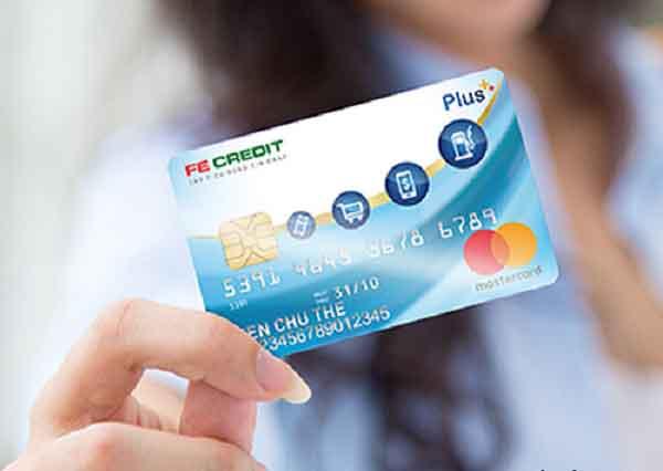 Thẻ tín dụng FE Credit Plus