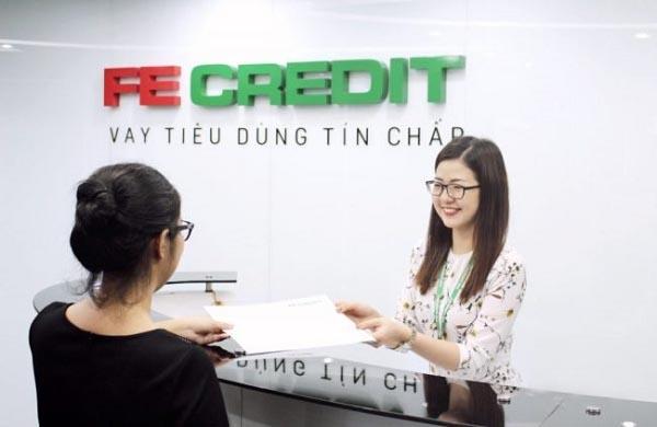 Hồ sơ vay theo hợp đồng tín chấp cũ FE Credit khá đơn giản