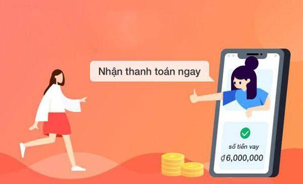 Vay tiền App Tamo
