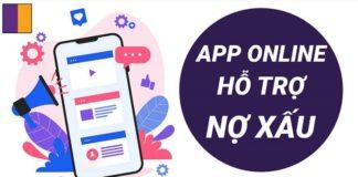 5 App vay tiền online nhanh hỗ trợ khách hàng nợ xấu