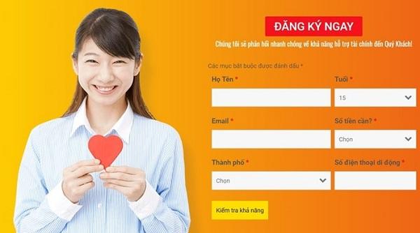 Hướng dẫn vay tiền Online nhanh trên Đồng Shop Sun