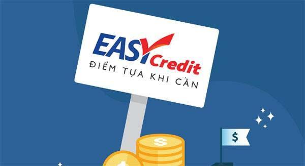 Hướng dẫn cách vay tiền Easy Credit nhanh chóng