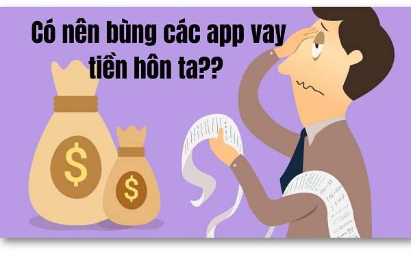 Có nên vay tiền Online rồi trốn nợ không?
