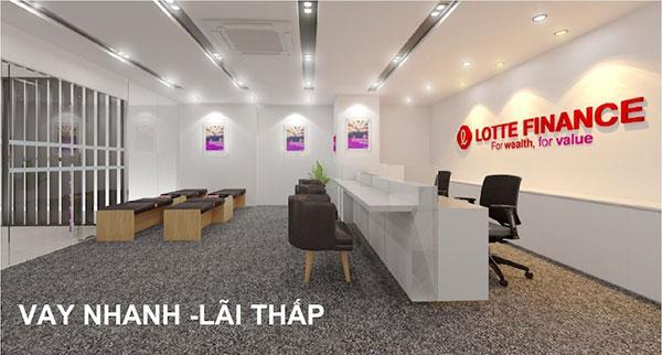 Vay tiền Lotte Finance là gì?