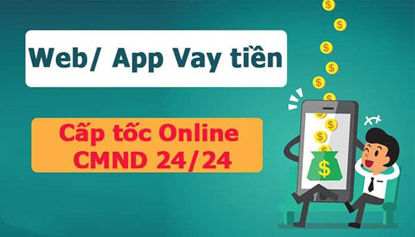 Vay tiền Online trên App được nhiều khách hàng lựa chọn tin dùng