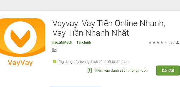 Hướng dẫn cách đăng ký VayVay App thông minh
