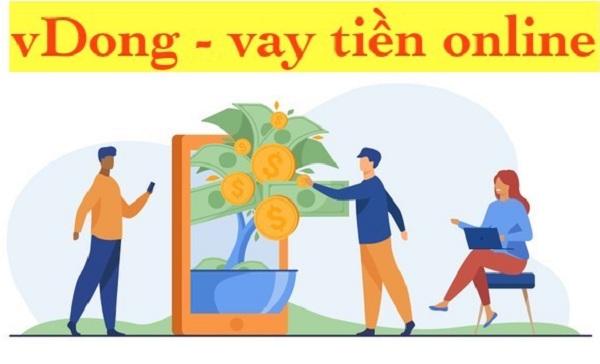 Hướng dẫn cách vay tiền Online nhanh 24/7 trên vĐồng