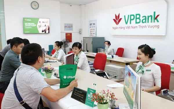 Vay tiền nhanh tại VPBank