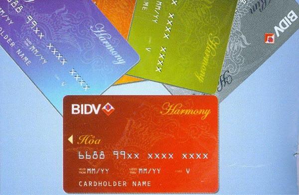 Vay tiền qua thẻ ATM ngân hàng BIDV