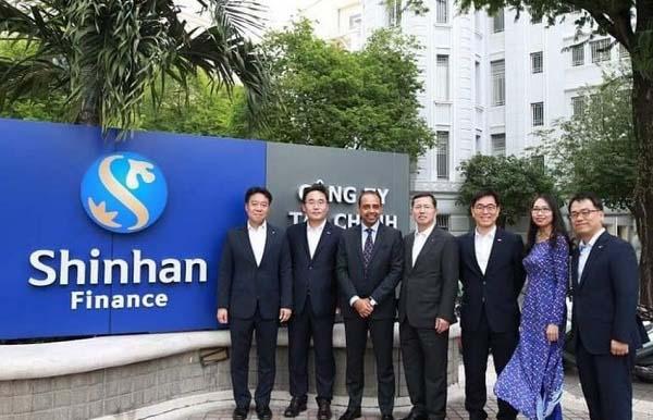 Giới thiệu đôi nét về Shinhan Finance