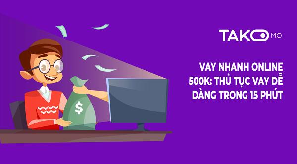Vay tiền Takomo là gì?