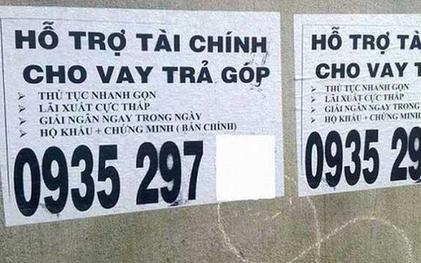 Vay tiền xã hội đen ở Hà Nội là gì?