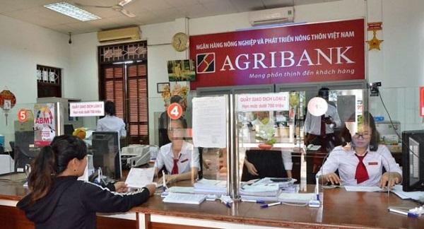 Quy trình vay tín chấp Agribank