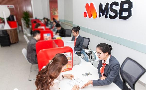 Lãi suất vay tiêu dùng tín chấp MSB