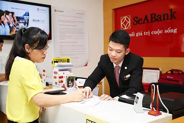 Lãi suất vay tín chấp tiêu dùng tại ngân hàng SeABank