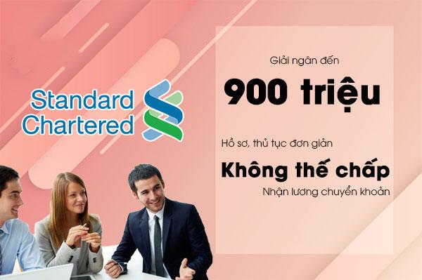 Gói vay tiêu dùng Standard Chartered sở hữu nhiều ưu điểm nổi bật