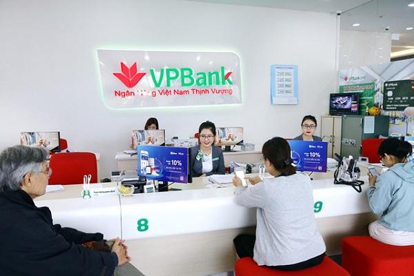 Vay tiền theo bảng lương ngân hàng VPBank
