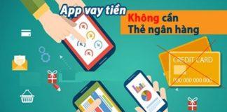 Top 5 App vay tiền không cần Thẻ ngân hàng hay chuyển khoản