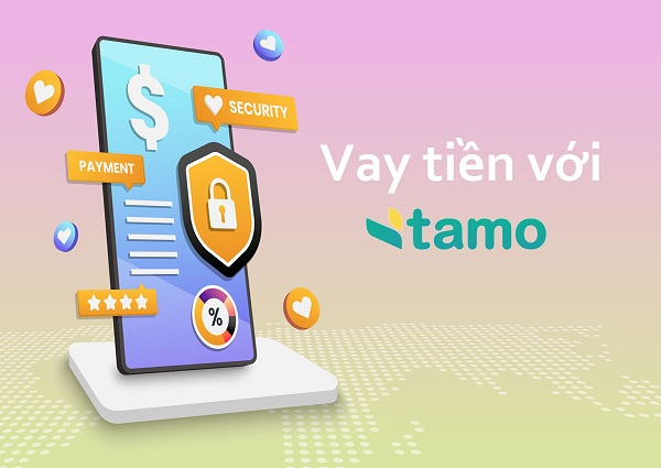 Vay tiền Online trên Tamo.vn