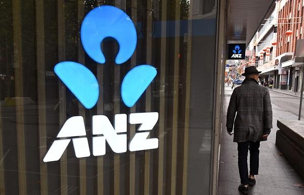 Lãi suất vay tín chấp ngân hàng ANZ